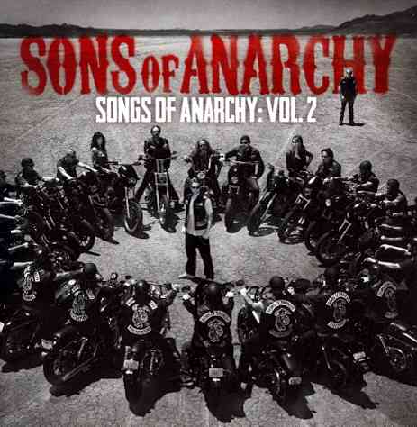 SONGS OF ANARCHY:VOLUME 2 (OST) (CD)