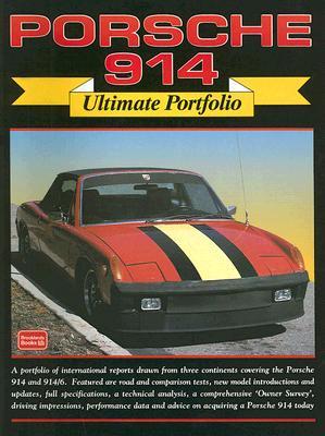 Porsche 914-ultimate Fortfolio By Clarke, R. M.